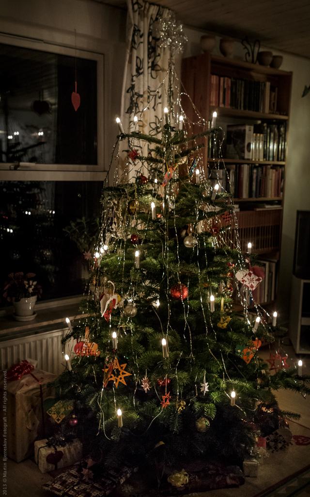 Så Blev det også Jul i 2013. Håber i alle har haft en lige så god aften som jeg.